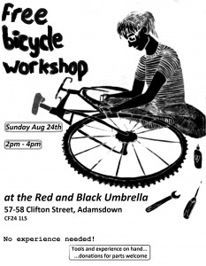 rbu bike workshop aug2014