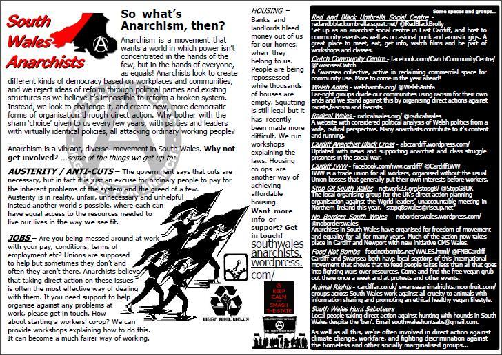 SWA leaflet