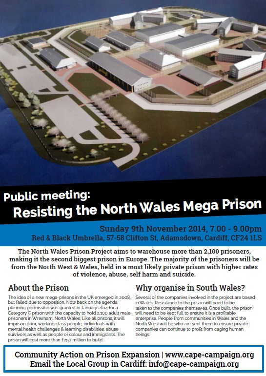 wrexham prison talk